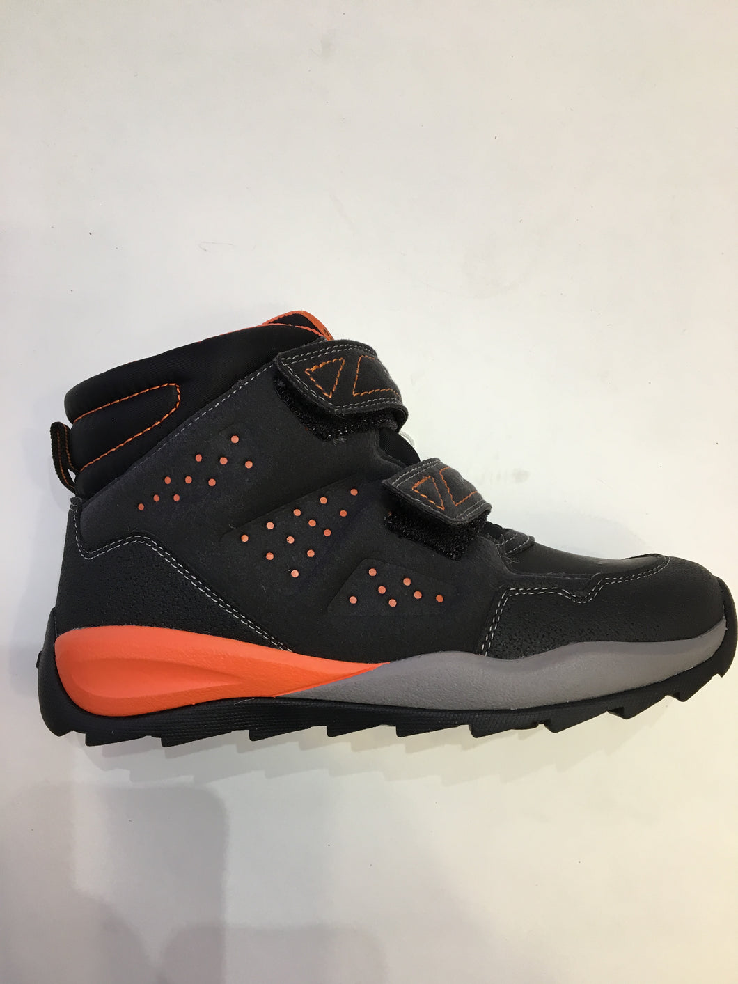 Orizont ABX Boot Black/Orange