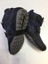 New Savage Boot Navy/grey Amphibiox