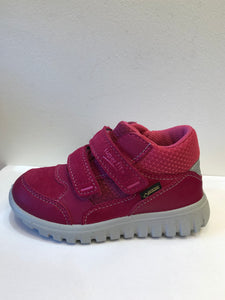 Sports 7 Mini Red/Pink trainer