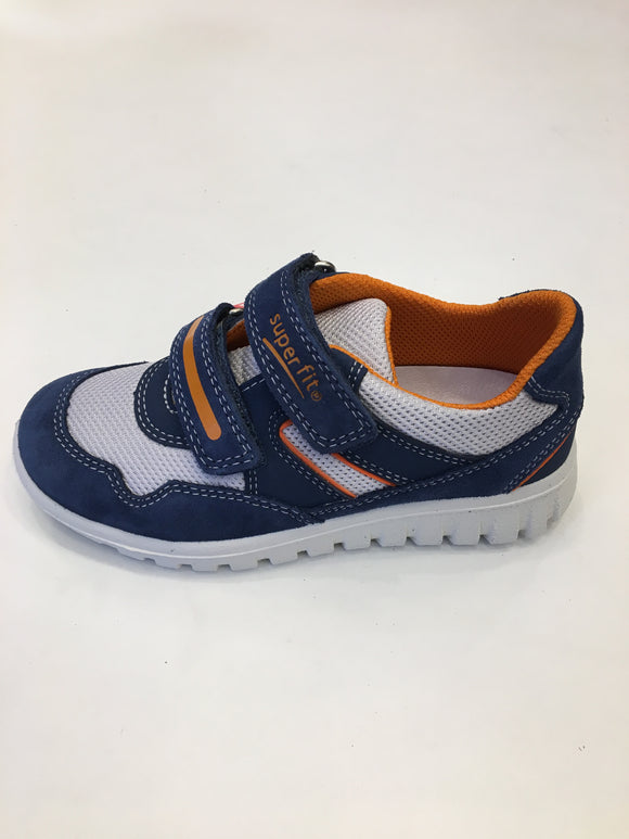 Water Kombi Blue/Orange/White Trainers
