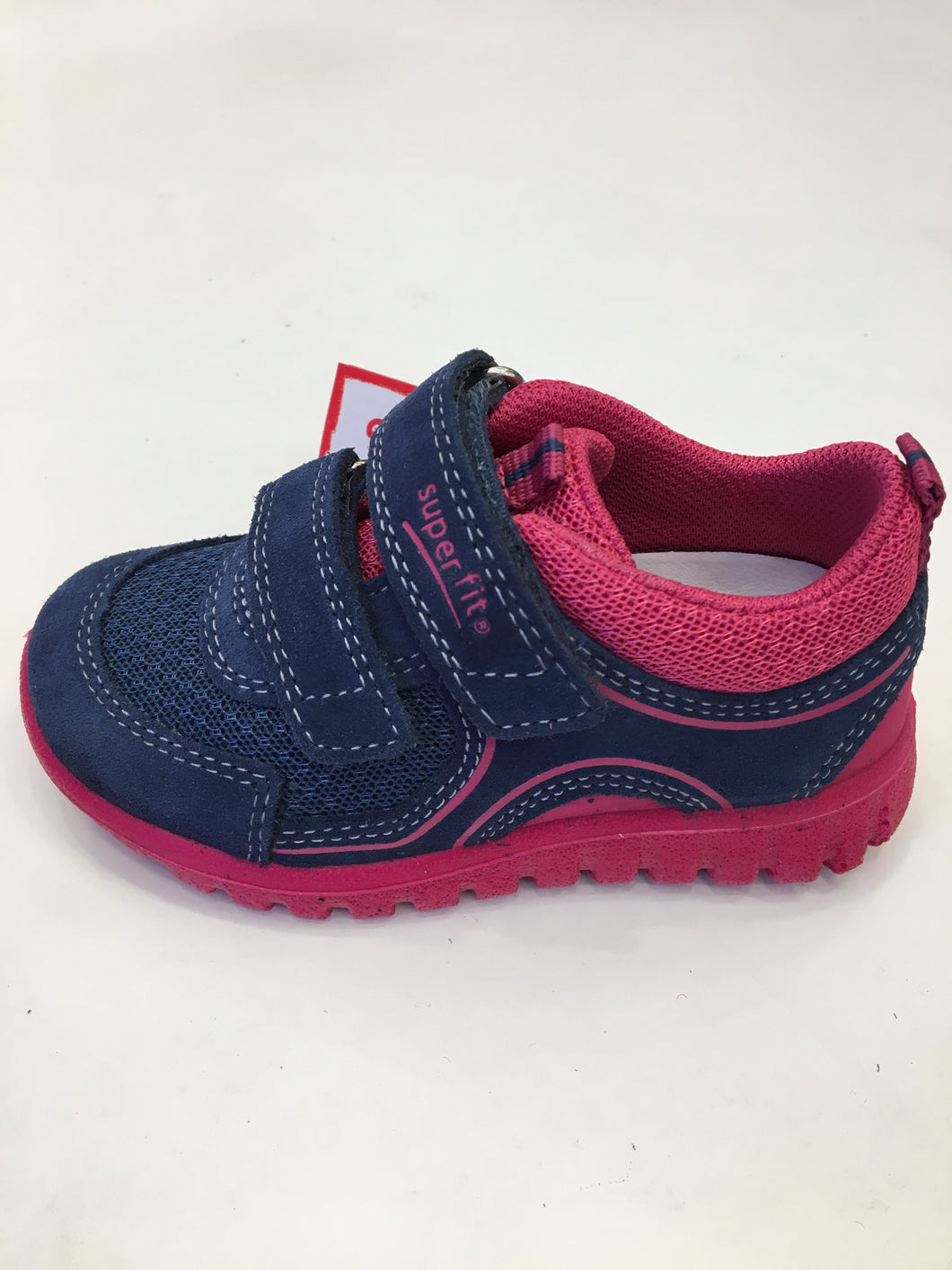Water Multi Navy/Pink Trainer
