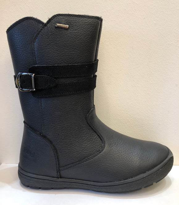 Gia Black Waterproof Boot