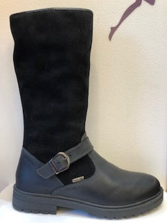 Gail Tall Black Boot