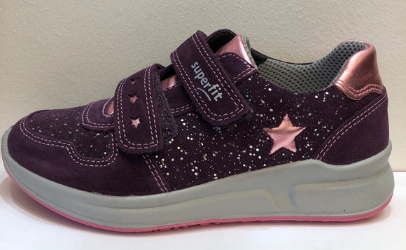 Lila/Rosa Merida Purple Trainers