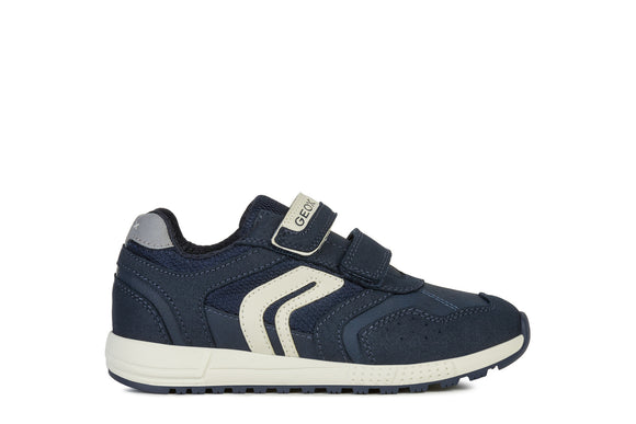 J Alben Navy/Grey Trainers