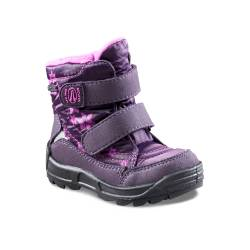 Aubergine Waterproof Snow Boots