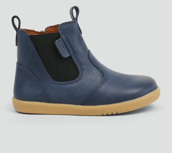 IW JOdphur Boot in Navy by Bobux