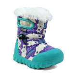 B-Moc Bears Purple Multi Boots