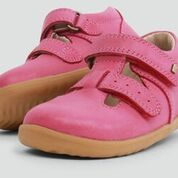 SU Jack and Jill Pink Shoes