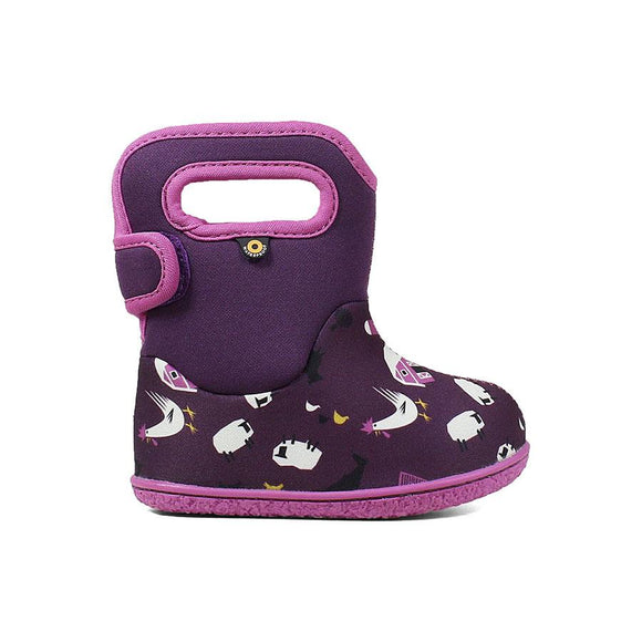 Baby Bogs Farm Purple/Multi by Bogs