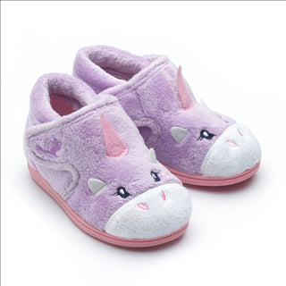 Unicorn Lavender Slippers