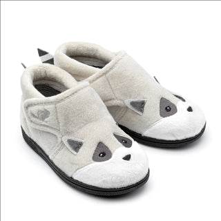 Rocco Light Grey Slippers