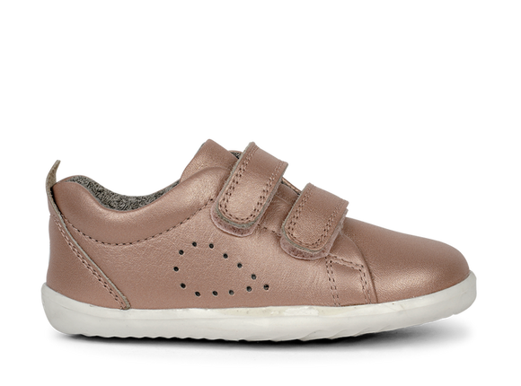 SU Grass Court Trainers Rose Gold