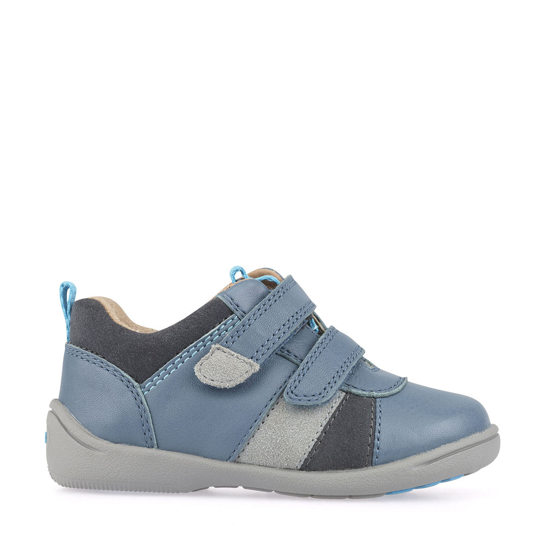 Grip Blue Shoes F Fitting