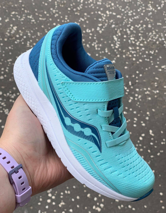 S-Kinvara 11A/C Turquoise Trainers