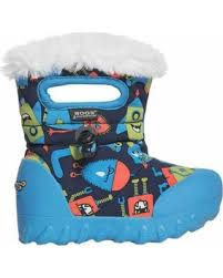 B-Moc Monsters Dark Blue Multi Boots