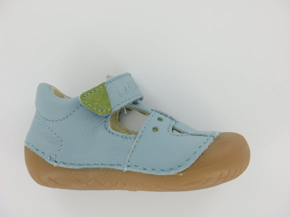 Paco Pale Blue Sandals