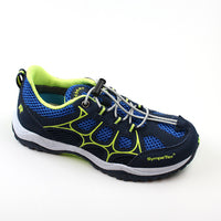 Atlantic/neon Waterproof Trainer by Richter