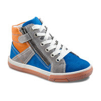 Velour Lagoon/rock/mandarin Hi-Tops