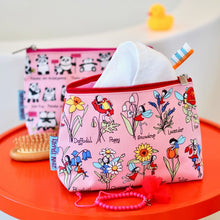 Flower Fairy Washbag