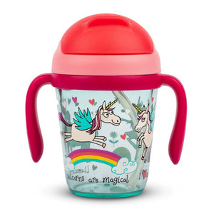 Unicorns Toddler Bottle