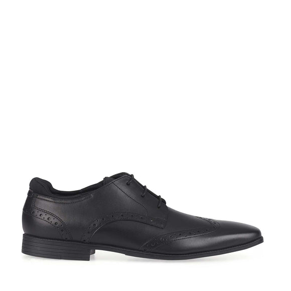 Tailor Leather Shoes F Width