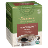 Teeccino Organic Tee Bags - French Roast Herbal - 10 Bags - Vita-Shoppe.com