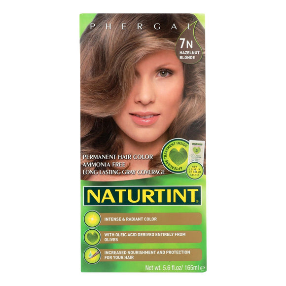 Naturtint Hair Color - Permanent - 7n - Hazelnut Blonde - 5.28 Oz - Vita-Shoppe.com