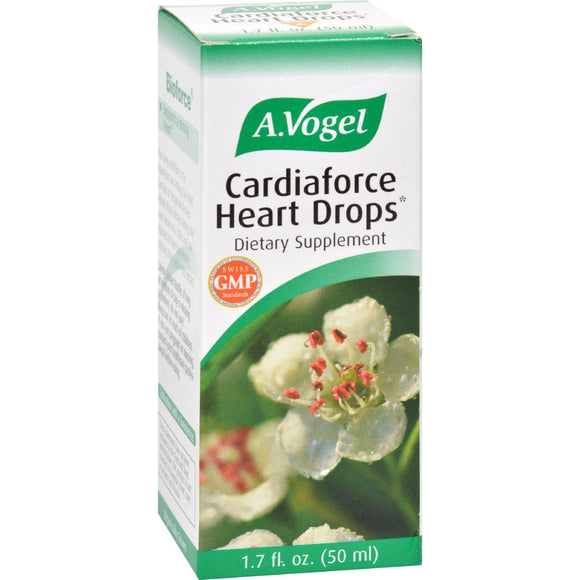 A Vogel Cardiaforce Heart Drops - 1.7 Oz - Vita-Shoppe.com