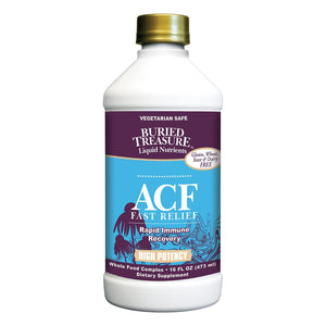 Buried Treasure Acf Fast Relief - 16 Fl Oz - Vita-Shoppe.com