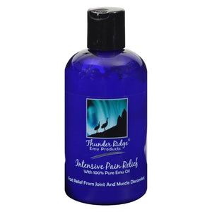 Thunder Ridge Intensive Pain Relief - 8 Fl Oz - Vita-Shoppe.com