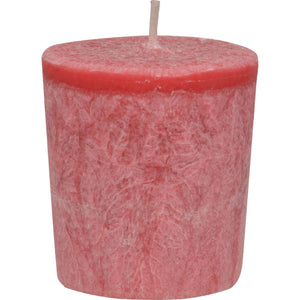 Aloha Bay Candle Votive Essential Oil Patchouli - 12 Candles - Case Of 12 - Vita-Shoppe.com