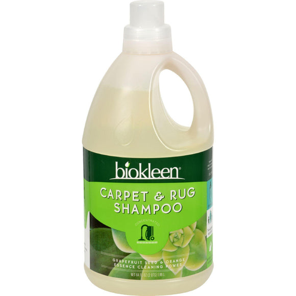 Biokleen Carpet And Rug Shampoo - 64 Fl Oz - Vita-Shoppe.com