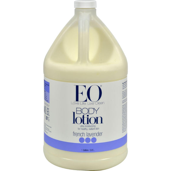 Eo Products Everyday Body Lotion French Lavender - 1 Gallon - Vita-Shoppe.com