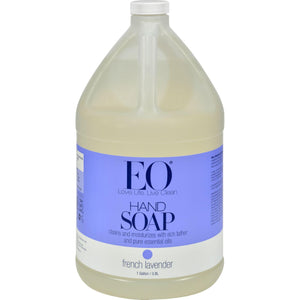 Eo Products Liquid Hand Soap French Lavender - 1 Gallon - Vita-Shoppe.com