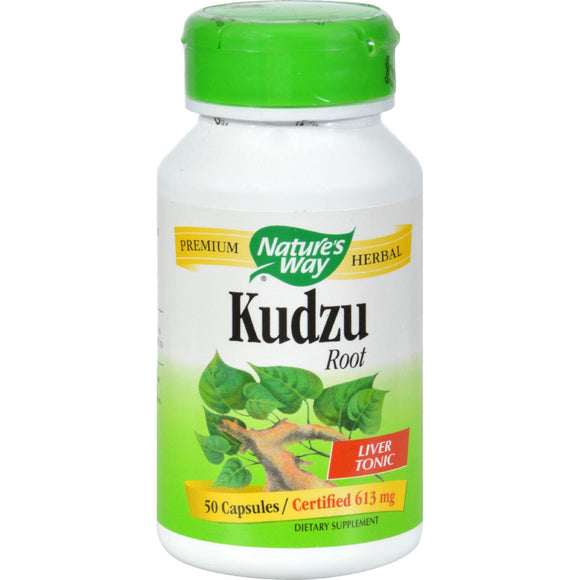 Nature's Way Kudzu Root - 50 Capsules - Vita-Shoppe.com