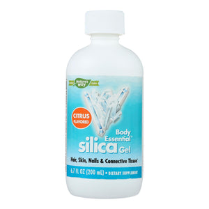 Nature Works Body Essential Silica Gel - 7 Fl Oz - Vita-Shoppe.com