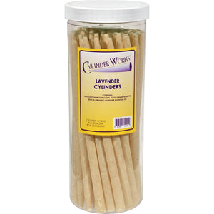 Cylinder Works Cylinders - Lavender - 50 Ct