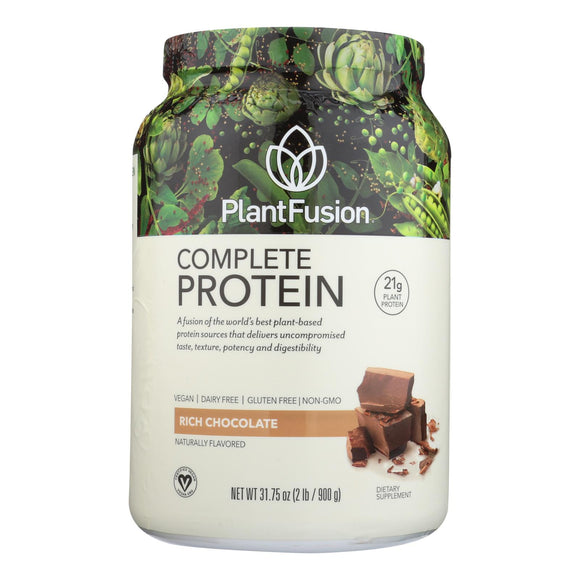 Plantfusion - Complete Protein - Chocolate - 2 Lbs.