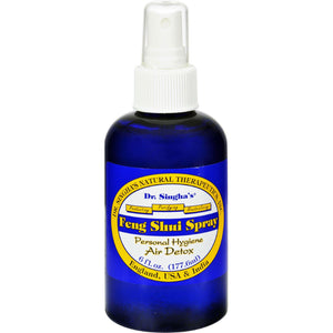 Dr. Singha's Feng Shui Spray - Air Detox - 6 Fl Oz - Vita-Shoppe.com