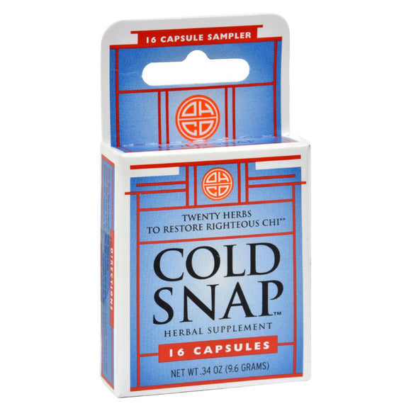 Ohco Cold Snap - 16 Caps - Vita-Shoppe.com
