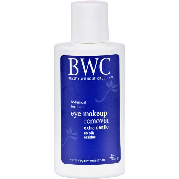 Beauty Without Cruelty Eye Make-up Remover Extra Gentle - 4 Fl Oz - Vita-Shoppe.com