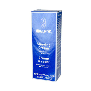 Weleda Shaving Cream - 2.5 Oz - Vita-Shoppe.com