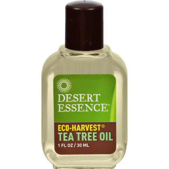 Desert Essence Eco-harvest Tea Tree Oil - 1 Fl Oz - Vita-Shoppe.com