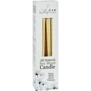 Wally's Candles Natural Soy Blend - 12 Candles - Vita-Shoppe.com