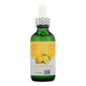 Sweet Leaf Sweet Drops Sweetener Lemon Drop - 2 Fl Oz - Vita-Shoppe.com