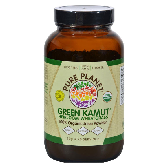 Pure Planet Green Kamut - 3.14 Oz - Vita-Shoppe.com