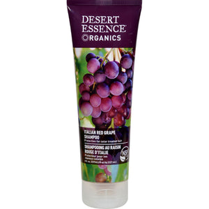 Desert Essence Shampoo Italian Red Grape - 8 Fl Oz