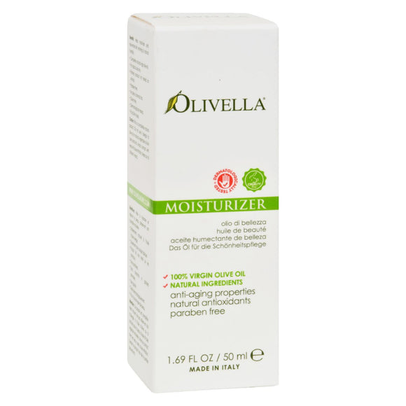 Olivella All Natural Virgin Olive Oil Moisturizer - 1.69 Fl Oz - Vita-Shoppe.com