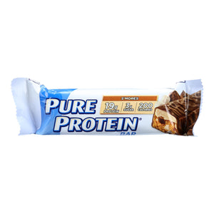 Pure Protein Bar - S'mores - Case Of 6 - 50 Grams - Vita-Shoppe.com